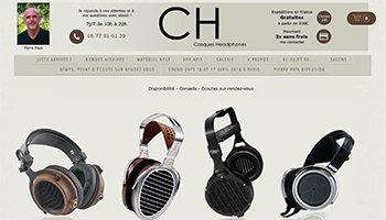 Casques Headphones