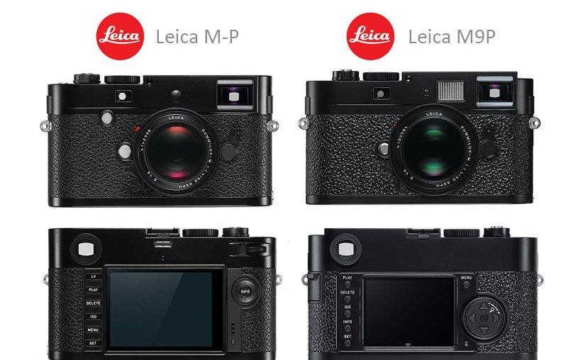 Leica M-P vs M9-P