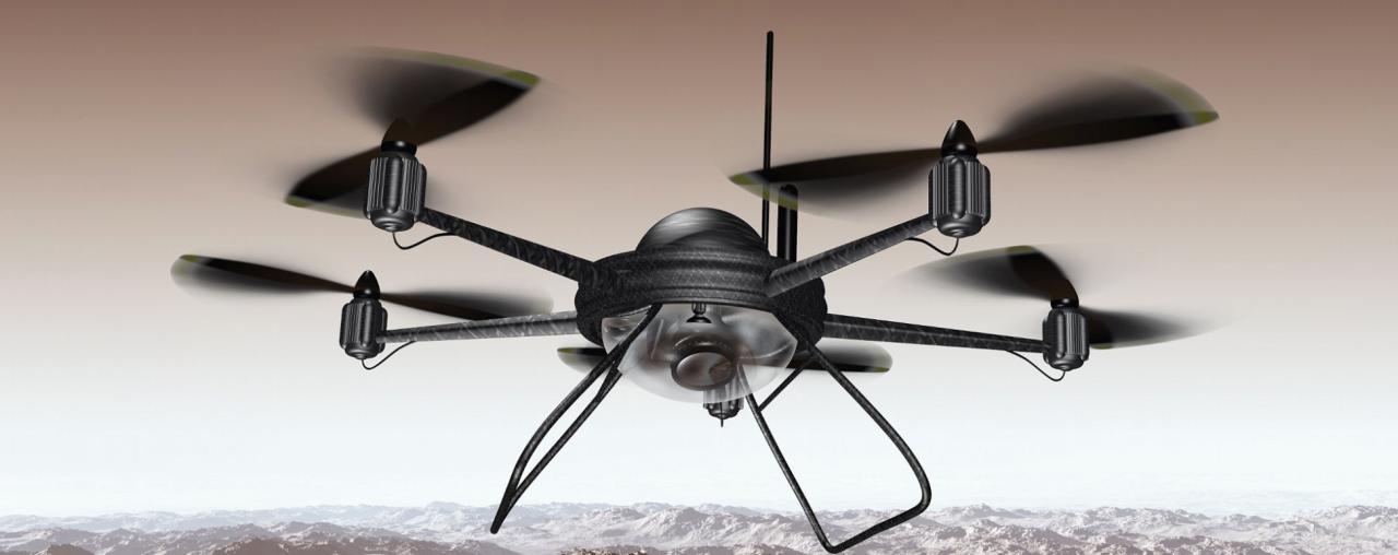 Concours 2015 – Vues aériennes par drones