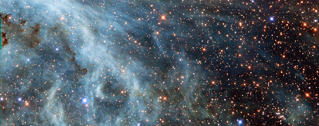 Les plus belles images prises par Hubble