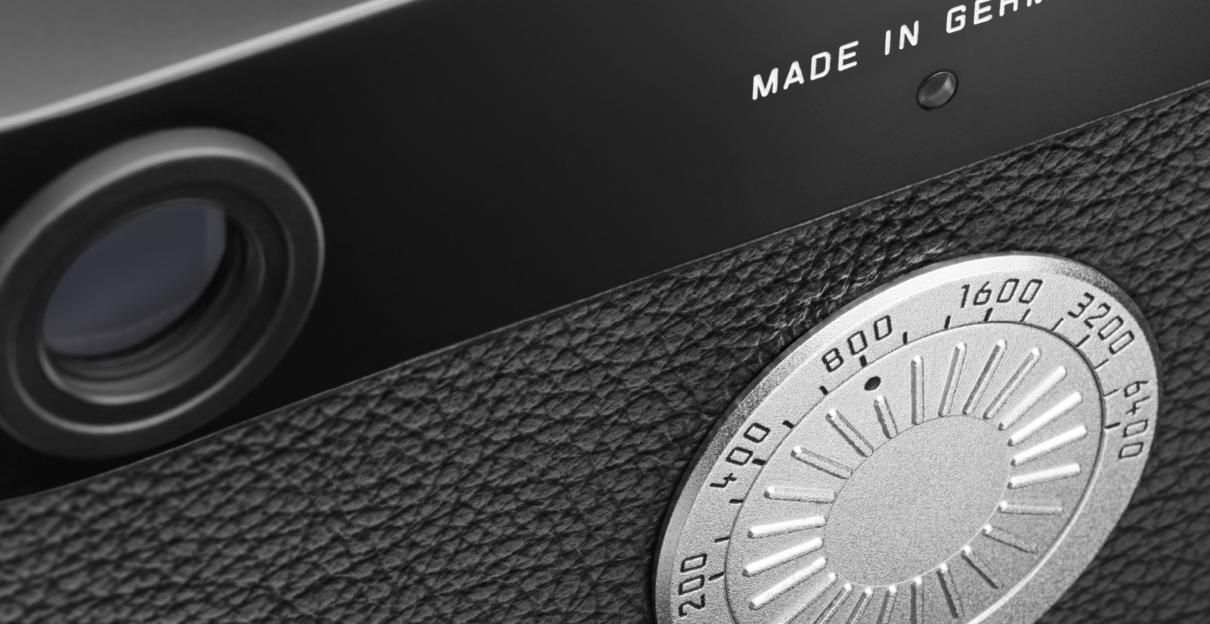 Leica M-D – Le radical