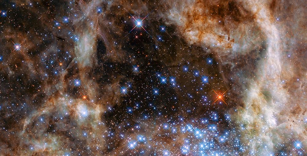 Voyage dans le cosmos
