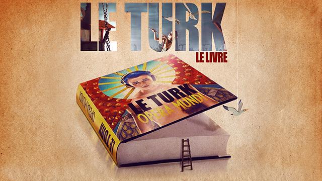 Livre Opera Mundi - Le TurK